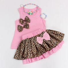 Cheap clothes breastfeeding, Buy Quality clothes army directly from China clothes scotland Suppliers: Set for Baby Newborns 2015 Summer Cotton Short Sleeve Leopard Bodysuit + Pants + Headband Ruffles Baby Girl Clot Pink Tutu Dress, Baby Dress, Kids Dress Wear, Kids Outfits, Summer Outfits, Trendy Baby Clothes, Cheap Clothes, Swimming Outfit, Little Girl Dresses