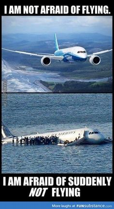 Funny pictures about Not Afraid Of Flying. Oh, and cool pics about Not Afraid Of Flying. Also, Not Afraid Of Flying photos.