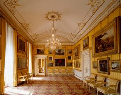 apsley house | apsley house english heritage the piccadilly drawing room apsley house ...