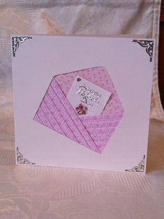 Iris Folding : Envelope Card
