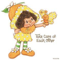 Orange Blossom and Marmalade Fresh Strawberry Pie, Vintage Strawberry Shortcake, Cartoon Tv Shows, Dibujos Cute, 80s Kids, Orange Blossom, Clipart, Childhood Memories, Cute Pictures