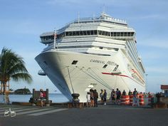 Costa Rica on the Carnival Freedom