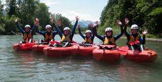 Safari Rafting & Quad Tour in Sonthofen Allgäu #Wassersport #Abenteuer #Geschenk