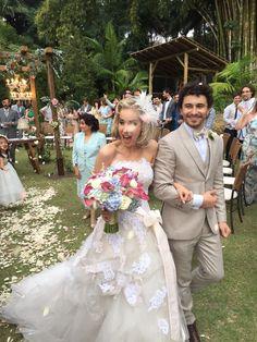 Kiara Sasso de Vestido de Noiva Atelier Geraldo Couto
