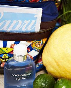The fragrant scent of Bergamot of the new fragrance for men accompanies us on our to discover the Beauty of Capri. Bianca Balti, Dolce And Gabbana Man, New Fragrances, Toys For Boys, Light Blue, Bergamot, Perfume, Cosmetics, Pure Products