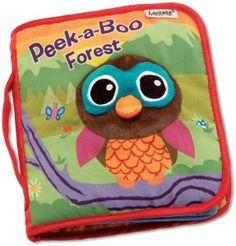 Lamaze Cloth Book, Peek-A-Boo Forest  Order at http://www.amazon.com/Lamaze-Cloth-Book-Peek-A-Boo-Forest/dp/B0043D28B4/ref=zg_bs_196601011_9?tag=bestmacros-20