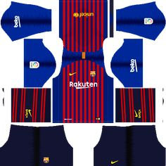 Dream League Soccer Kits Barcelona 2018-19 Kit 512x512 URL  7a04c314c2705