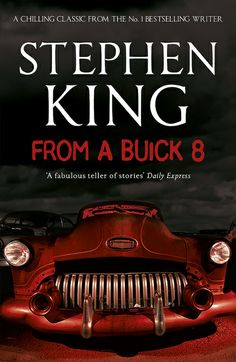 "Stephen King ""From A Buick 8"" Cover! by Lost America, via Flickr"