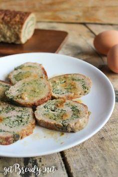 Polpettone agli spinaci (tipo Bonroll) – getBready