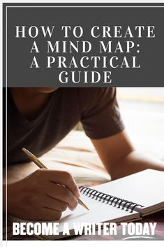 How to Create a Mind Map- Mind mapping is a proven and practical, creative technique for organising your ideas and research and for coming up with new and better ideas for your articles and books. Do you want to get your ideas onto the page faster? Or do you need to organise your ideas for an article or a book before you write? Read on to learn how to. #becomeawriter #productivity #mindmaps #writingtips #freelancewritingtips #bloggingtips