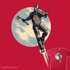 Invincible Tin Man