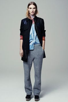 Thakoon Addition Pre-Fall 2014 Collection Slideshow on Style.com