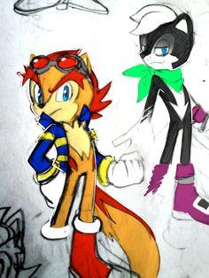 Pencil doodles hope u like them! ^_^