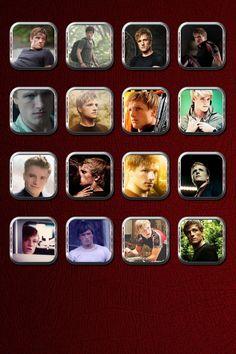 """The Hunger Games """"Peeta"""""""