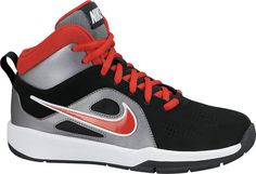 Nike Team Hustle D 6 Basketball Shoes - Boys, Oxford Boys Shoes, Basketball Shoes, Hustle, Nike Free, Oxford, Sneakers Nike, Footwear, Shopping, Products