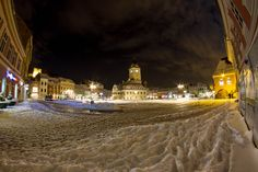 Frozen Town Carpathian Mountains, Old Town, Romania, Medieval, Scenery, Frozen, Old Things, Country, City