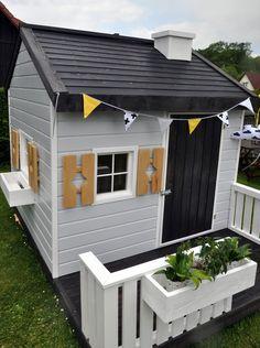 Przepiękny domek ogrodowy dla dzieci. - We_made_it - Pozostałe
