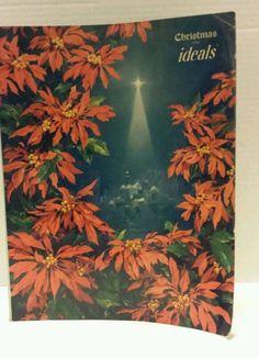 Christmas  Idea Publication Magazine 1953 illustrated homey poetry art music