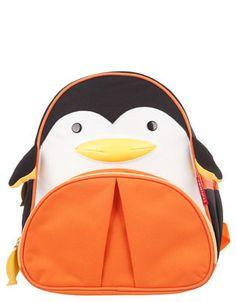 De Gele Flamingo - Rugzak ZOO Pinguin - 21 euro