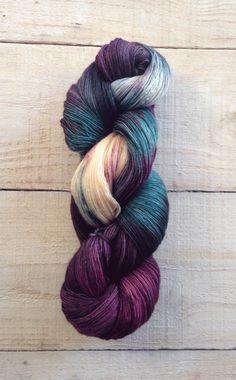 N7165 Shantung #yarn #handdyedyarn #skeinyarn