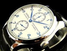 Parnis Automatic Power Reserve