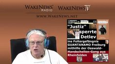 """JUSTIZ"" sperrte Detlev ins Foltergefängnis GUANTANAMO Freiburg 20150430"