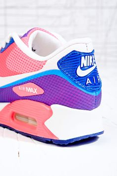 Nike Air Max 90 Hype Trainers in Pink at Urban Outfitters