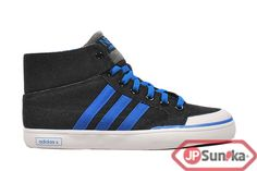 adidas Clemente Fresh Mid  Black Royal  (G52589)