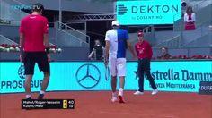 Vídeo: Marcelo Melo e Kubot na final do Masters 1000 de Madri - - UOL Esporte