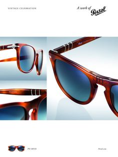 I went to a Persol shop on rodeo drive, and dang, this was so awesome! ...but expensive, almost $1,300!