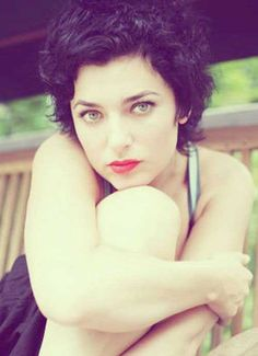 15 Cool Pixie Cuts for Curly Hair | http://www.short-hairstyles.co/15-cool-pixie-cuts-for-curly-hair.html