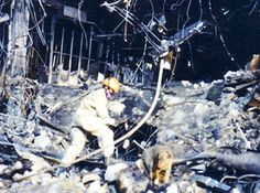In the days following the attacks of 9/11, rescue and cadaver dogs and their handlers worked tirelessly to first locate survivors, and ultimately to recover human remains that helped families find closure.