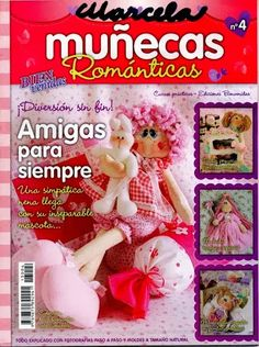 muneca romanrica - marise fernandes - Álbumes web de Picasa Sewing Toys, Sewing Crafts, Sewing Magazines, Magazine Crafts, Country Crafts, Crochet Books, Soft Dolls, Book Crafts, Craft Books