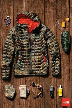 Mountain Hardwear Thunder Shadow Veste Homme Gents Isolés Manteau Top