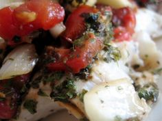 Mediterranean Tilapia/Passover