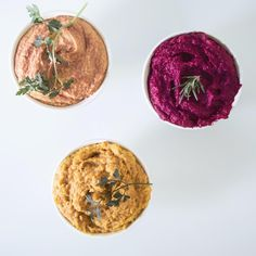 Delicious, healthy hummus recipes that are a perfect alternative to plain hummus.