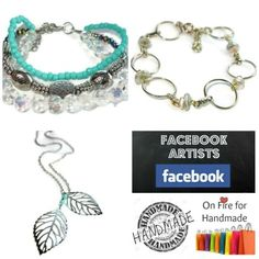 Rebeccas Charming this weeks Featured On Fire for Handmade FB Member. You will find beautiful handmade handmade jewelry in her online shop.