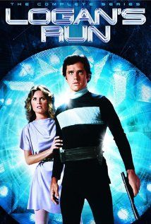 Logan's Run (1977–1978) -  Stars: Gregory Harrison, Heather Menzies-Urich, Donald Moffat.  -  In a futuristic society where reaching the age of 30 is a death sentence, a rebellious law enforcement agent goes on the run in search of Sanctuary. - ADVENTURE / THRILLER / SCI-FI