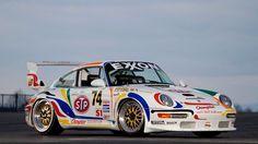 Still my favorite, Porsche 993.