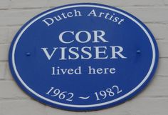 Dutch artist Cor Visser was one of the early members of the Rangers Art Club (the original name of the Orwell Art Club). In the Second World War, he was appointed official war artist to the Dutch Royal Family who lived in exile in London. After the Second World War, he lived on a boat by the Ipswich lock gates. He painted numerous watercolours of the River Orwell & the surrounding area. He lived in Fore Street between 1962 & 1982, close to the Co-op Education Centre where our meetings place.