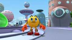 PAC Man and the Ghostly Adventures   Pac-Man and the Ghostly Adventures announced - GameConnect ...