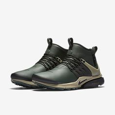 d3242f5df25 Online Shop the Nike Air Presto Mid Utility Grove Green Khaki Black Mens  Shoes   Trainers save up to Off