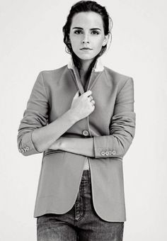 Emma Watson For Elle UK December 2014