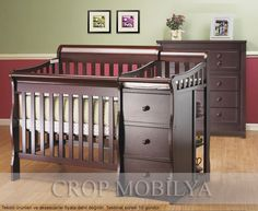 Sorelle Newport Mini Convertible Crib and Changer, Merlot Mini crib size Converts to twin size bed Chest may stand alone when needed Best Baby Cribs, Best Crib, Nursery Furniture, Nursery Bedding, Girl Nursery, Ottoman Furniture, Wood Furniture, Bedding Sets, Crib And Changing Table Combo