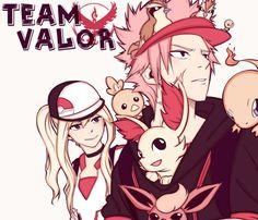 Wohooooo! Go Team Valor:)
