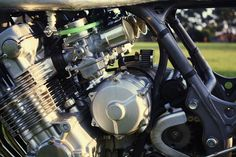 Honda CBX1000 RAW Cafe Racer ~ Return of the Cafe Racers