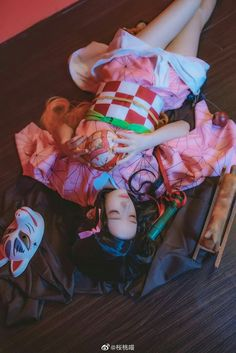 Anime : Kimetsu No Yaiba Character : Nezuko Cn : 桜桃喵 . =========================== Our Admin : Anime : Kimetsu No Yaiba Character : Nezuko Cn : 桜桃喵 . =========================== Our Admin : Cosplay Lindo, Cute Cosplay, Amazing Cosplay, Cosplay Girls, Anime Cosplay, Samurai, Custom Monster High Dolls, Camping Gifts, Demon Slayer