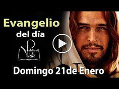 Evangelio de Hoy Domingo 21 de Enero 2018   Padre Carlos Yepes - YouTube