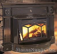 1000 Images About Wood Stove Inserts On Pinterest Wood
