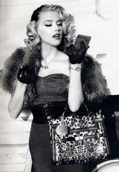 Amber Heard- so pretty it almost hurts